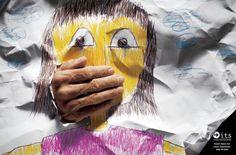 """""""Mouth"""" - Contra la Pedofilia"""