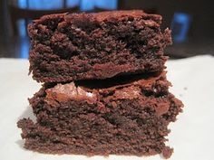 Brownie #3: Didn't feel like writing out long individual descriptions so I made a blog post. http://souffles-and-trashbagdresses.blogspot.com/2014/07/brownie-experiment.html
