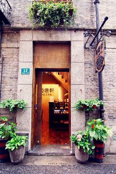 Tianzifang, Shanghai: one of my favorite places to eat!