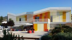 Galeria de Centro de Educação Infantil Bambi / Plan9 - 13
