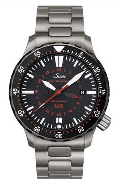 ca0dbe639d01 Sinn Watch S - EZM 5 Leather Leather Strap Watch available to buy online  from with free UK delivery.
