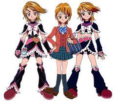 Misumi Nagisa, Cure Black, Futari wa Pretty Cure