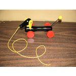 Brio Dachshund Puppy Dog Toddler Pull Toy