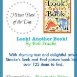 Picture Book of the Day: Look! Another Book! from PragmaticMom.