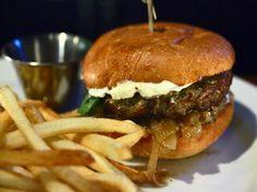 Burger at Monk's Kettle, San Francisco