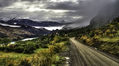 The Most Beautiful Road by mbranscum, via Flickr