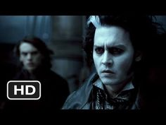 Sweeney Todd (1/8) Movie CLIP - No Place Like London (2007) HD