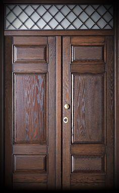 Double-Leaf Security Door Skylight  SabaDoor