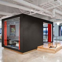 Having designed offices for Facebook and AOL, San Francisco designers Studio O+A have completed the headquarters of another internet company in California – this time web hosts Dreamhost