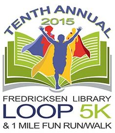 10th Annual Library Loop 5K is July 25! Register now!