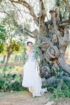 Christin und Michael: Natural Copper Glamour auf Mallorca CARMEN AND INGO PHOTOGRAPHY http://www.hochzeitswahn.de/inspirationen/christin-und-michael-natural-copper-glamour-auf-mallorca/ #wedding #mallorca #bride