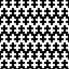 Cross Pattern by bluekdesign, via Flickr