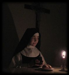 Cistercian Nuns Solitude   The Cistercian monastery forms an environment of  silence and solitude within a community. In this atmosphere of ...