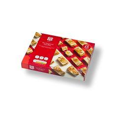 Pizza bite snack packaging by Remmert Dekker Packaging