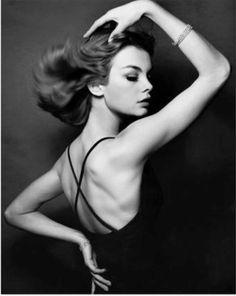by ? / Jean Shrimpton