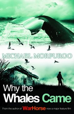 Why the whales came on TheBookSeekers. Two children befriend the old man known as the Birdman of Bryher and help him lift a curse from thei Ya Books, I Love Books, Good Books, Books To Read, Michael Morpurgo Books, Birdman, The Secret Book, What To Read, History Books