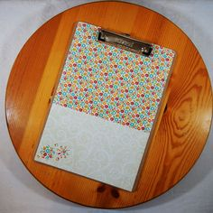 Custom Decorated Clipboards, Personalized Clipboards, Clipboard, Clip Board, Wood Clipboard, Office Supplies, Teacher Gift, Office Organizer