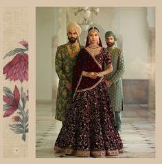 Sabyasachi bridal velvet couture week 31 Ideas for 2019