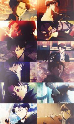 Levi - Attack On Titans (AOT) ; Shingeki No Kyojin (SNK)