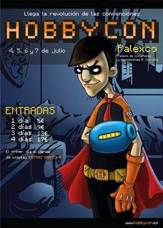 Hobbycon 2013