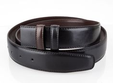 """Mens Belts Black saffiano leather Belt for Jeans Luxury Italian quality 34/""""-42/"""""""
