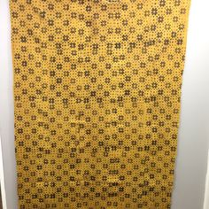 African mid cloth.  Handmade fabric.