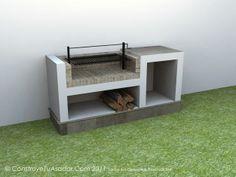 1000 images about asadores on pinterest lounges google - Como hacer un asador ...