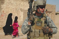 U.S. Army Civil Affairs