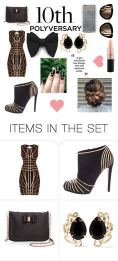 """""""Happy Brithday Volyvore!!!!"""" by norinnyc ❤ liked on Polyvore featuring art"""