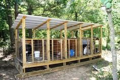 Above ground dog kennel for sale!!!! - The Breeders Connection Boards