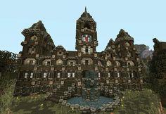 My Minecraft mansion   @consultingtea on Instagram