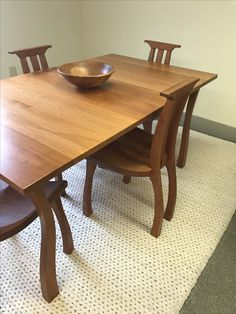 Original Design Crafted In Maine, Only At Chilton Furniture.