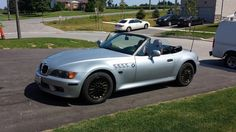 Canadian Auto Network pin: 1996 BMW Z3 Roadster FOR SALE
