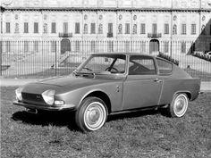 Fiat 850 Z Coupe (Zagato), 1964