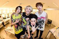 © Real Owner Julien mist of the oics Taka/Toru/Ryota/Tomoya One Ok Rock, Saitama Super Arena, Osaka Castle, Love Yourself First, Rock Bands, Japanese, Music, Instagram Posts, Tomoya