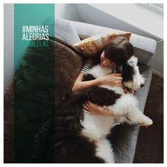 Compartilhe amor com o seu animal favorito! ❤️ #minhasalegriasparalelas #viver #family #seapaixonar #serfeliz #moodmoments #paralelas