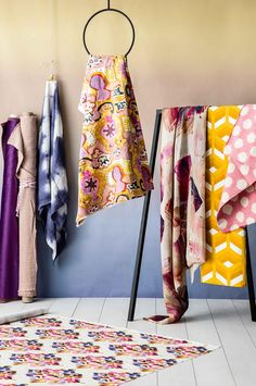 Top fabric trends right now. Styling by Imogene Roache. Photography by Sam McAdam-Cooper. From the March 2016 issue of Inside Out magazine. Available from newsagents, Zinio, http://www.zinio.com, Google Play, https://play.google.com/store/magazines/details/Inside_Out?id=CAowu8qZAQ, Apple's Newsstand, https://itunes.apple.com/au/app/inside-out/id604734331?mt=8ign-mpt=uo%3D4 and Nook.