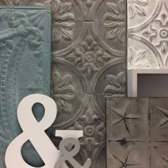 Wandpanelen Large (63x63 cm) Mix&Match jouw eigen combinatie De standaardmaat van de panelen waar wij me werken is 63x63 cm, dit formaat is mooi als