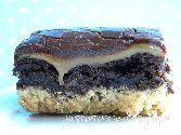 Twix Brownies...yum yum!