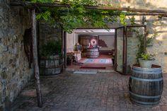 Our wine shop. www.tenutacorsignano.it