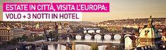 Voglia di #vacanze in #Europa? Ecco le nostre mete #lastminute: http://www.it.lastminute.com/site/viaggi/packaging/deals/pacchetti-lastminute.html #Praga #Amsterdam #Parigi #Barcellona #Madrid #Budapest #Copenhagen #Londra