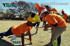 VFS Global Tribal Survivor team building event in Fourways, facilitated and coordinated by TBAE Team Building and Events Team Building Exercises, Team Building Events, Fun, Funny