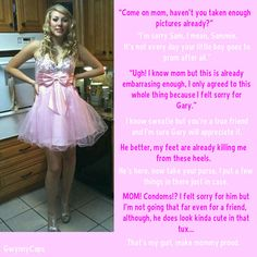Prom Captions, Forced Tg Captions, Transgender Captions, Captions Feminization, Prom Date, Thanks Mom, She Girl, Prom Dresses, Formal Dresses