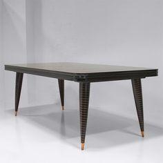 Rosewood Dining Table by Borsani / Nicholas & Alistair