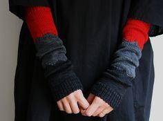 knit / knitting pattern Green Memories by La Maison Rililie: FO by KatLinn on ravelry.