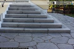 Natursten - Granit oregelbunden - Molnsätra