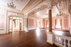 Wedding Venue in South Wales, Decorate it how you wish, or we can help to make it magical here at Court Colman Manor...