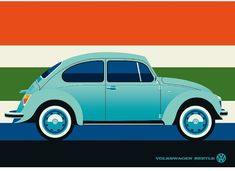 """bolundberg on Instagram: """"The Volkswagen Beetle, another classic car. In cooperation with Adam Lundberg #volkswagen #beetle #volkswagenbeetle #classiccars…"""" Beetle, Volkswagen, Classic Cars, Illustrations, Instagram, June Bug, Beetles, Vintage Classic Cars, Illustration"""
