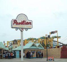 Myrtle Beach Pavilion - the good ole days...