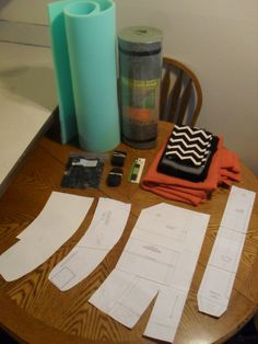 For most sewing projects I've ever made I've been able to find a tutorial online to help me along the way. However I was not able to find o...
